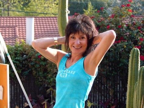 Patti at home