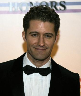 Matthew Morrison just revealed the secret to his much-talked about curly ...