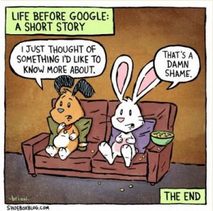 life-before-google