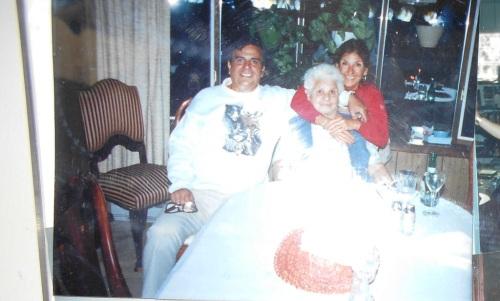 Mom, Tony and Patti